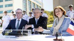 La France et l'Australie signent enfin leur