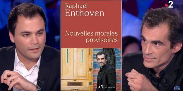 J'aimerais être Raphaël Enthoven pour qu'on arrête de