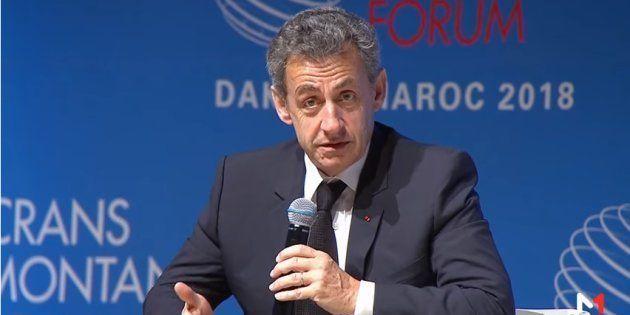 Nicolas Sarkozy réclame un plan Marshall européen pour