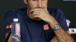Federer renonce pour la première fois à l'objectif de redevenir numéro