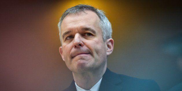 Le ministre de la Transition écologique François de Rugy a admis avoir dîné avec Denis Baupin en plein...