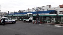 Les images des deux tramways entrés en collision à