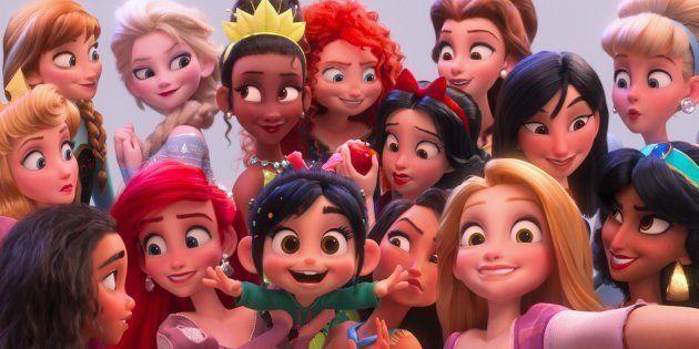 Disney/ Pixar serait-il devenu féministe? La sortie en salles, aujourd'hui, du deuxième volet de Ralph...