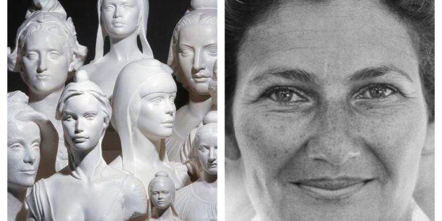 La sénatrice Fabienne Keller propose de confier les traits de Simone Veil au buste de