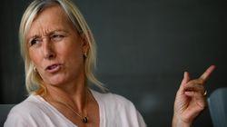 Martina Navratilova dénonce les énormes inégalités de salaires entre hommes et femmes à la