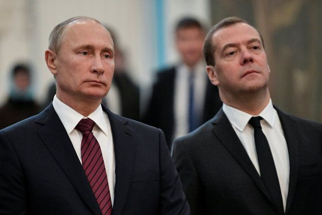 En Russie, quels scénarios pour Vladimir Poutine à la fin de son 4e (et théoriquement dernier)