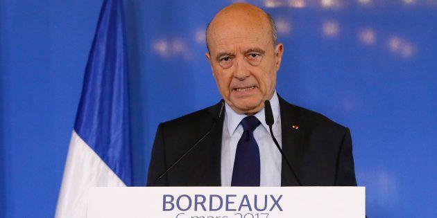 L'ancien premier ministre Alain