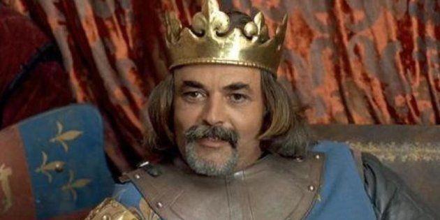 L'acteur décédé à l'âge de 71 ans était Louis VI le Gros