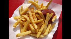 Bercy explique comment cuire ses frites sans