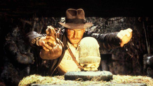 illustration issue du film Indiana Jones et les aventuriers de l'Arche perdue