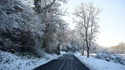 4 départements du sud de la France en vigilance orange neige et