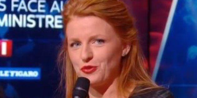 Ingrid Levavasseur sur LCI