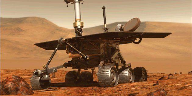La Nasa dit adieu à son rover martien