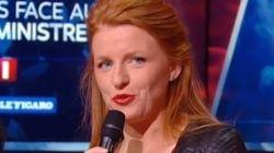 La gilet jaune Ingrid Levavasseur renonce à être tête de liste