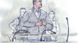 Christophe Dettinger condamné à un an de prison ferme aménageable en