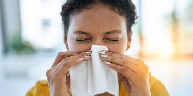 Avec le printemps, vous souffrez d'allergies aux pollens? Pour une fois, vous pouvez remercier le froid