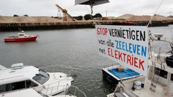 La France va interdire la pêche électrique avant l'UE (qui le fera en
