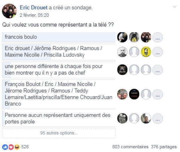 Éric Drouet, l'homme derrière les gilets