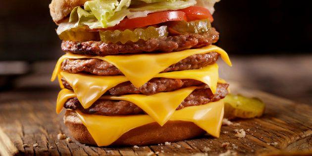 Il s'est vendu plus de burgers que de jambons-beurres en France en
