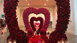 Pour la Saint-Valentin, Kylie Jenner a été très