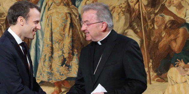 Luigi Ventura, représentant du pape en France, accusé d'agressions