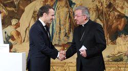 Le Vatican lève l'immunité de son représentant en France, soupçonné d'agressions