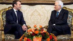Macron invite le président italien pour une visite d'État, après les tensions entre les deux