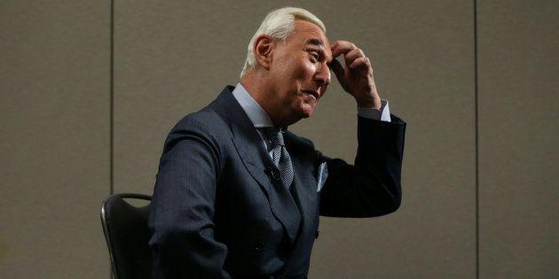 Roger Stone, ex-conseiller de Donald Trump, était en contact avec WikiLeaks (photo