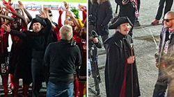 Les supporters des Herbiers sont heureux de jouer dans le dernier clip de Philippe Katerine et ça