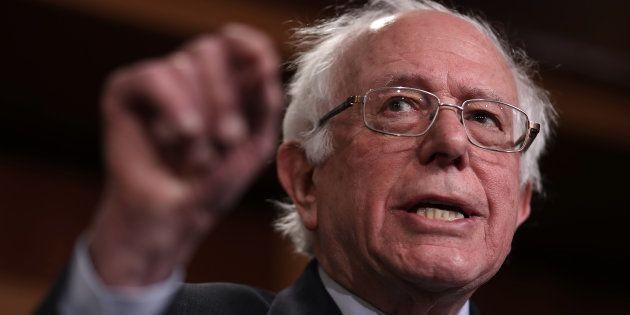 Bernie Sanders, le sénateur du Vermont de 77 ans, semble prêt pour une nouvelle campagne