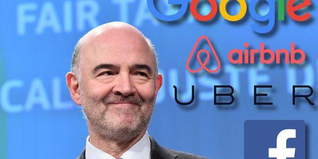 Google, Facebook, Airbnb, Uber...