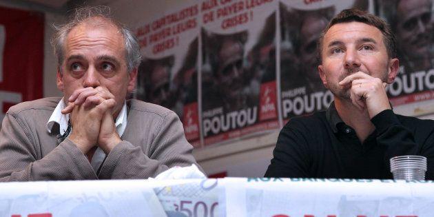 Européennes: le NPA cherche un million d'euros pour financer sa campagne (Photo d'illustration de Philippe...