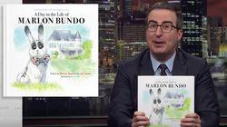 Ce livre sur un lapin gay trolle le vice-président américain et devient numéro 1 des ventes