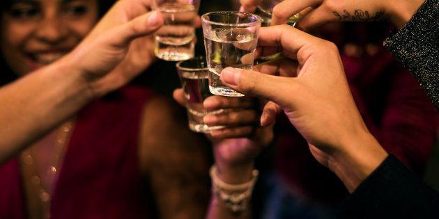 Selon Santé publique France, l'alcool cause 41.000 décès par an en France (photo d'illustration)
