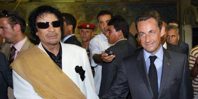 La cynique affaire Sarkozy/Kadhafi serait si grave pour notre démocratie qu'on n'arrive pas à y