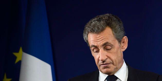 Nicolas Sarkozy pense que l'affaire libyenne lui a coûté deux