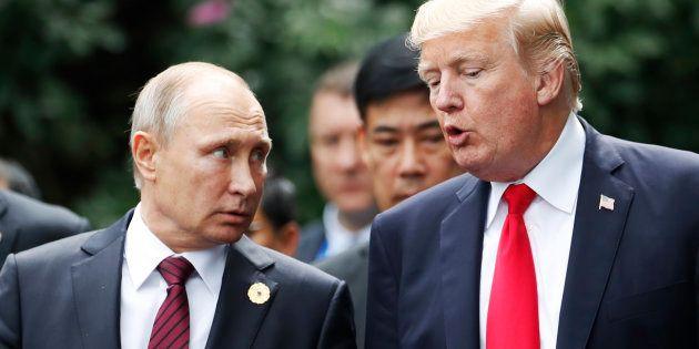 Les cas Trump et Poutine peuvent-ils unir les