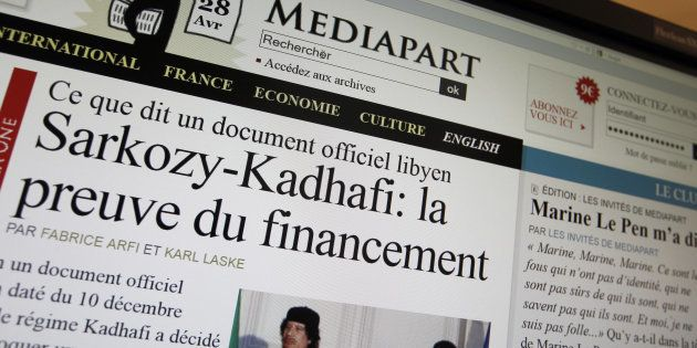 En avril 2012, entre les deux tours de l'élection présidentielle, Mediapart dévoilait un document libyen...