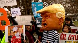 Aux États-Unis, des manifestations contre le