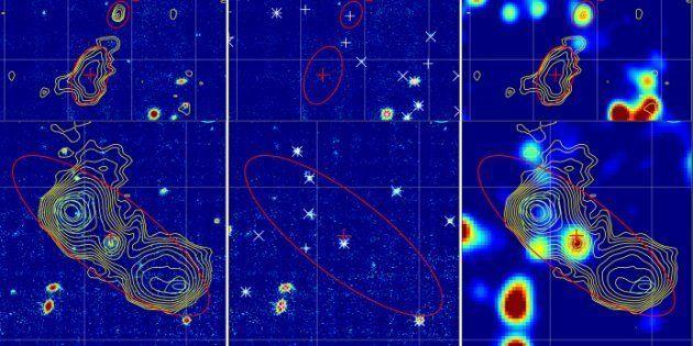 Un télescope européen révolutionnaire découvre des galaxies par