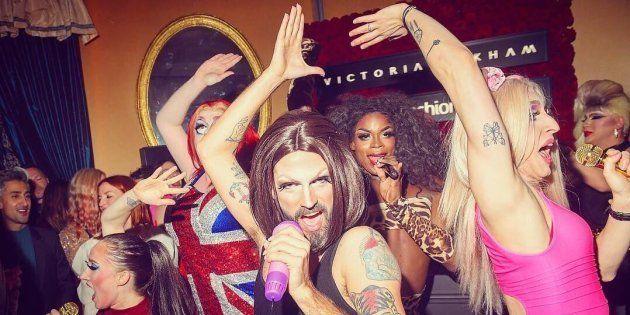 Les Spice Guurls étaient la grande surprise de la soirée de Victoria