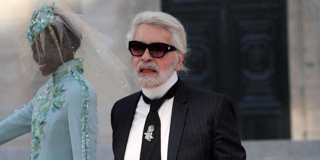 Karl Lagerfeld Est Mort Le Huffington Post