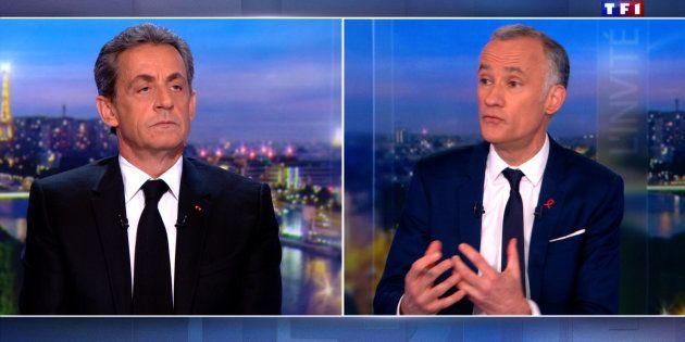 Nicolas Sarkozy au 20h: les 6 arguments de sa défense à l'épreuve des