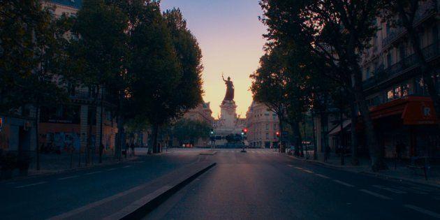 Tourné dans Paris sur plus de trois ans,
