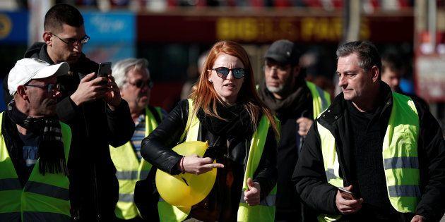 La tête de liste des gilets jaunes, Ingrid Levavasseur, a récemment pris du recul alors que la mobilisation...