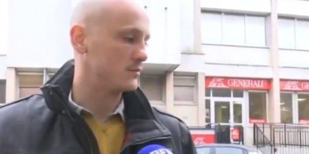 Christophe Dettinger, en semi-liberté, est sorti de
