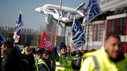 Grève à Air France, 75% des vols seront assurés ce vendredi selon la