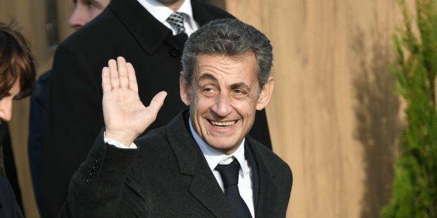 L'ancien président Nicolas Sarkozy conteste son renvoi en correctionnelle devant le COnseil constitutionnel...