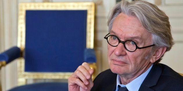 Jean-Claude Mailly apprend en direct à la radio qu'une nouvelle grève se