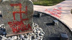Des tags antisémites découverts dans le cimetière d'un village près de